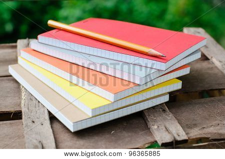 Notepads With Pen