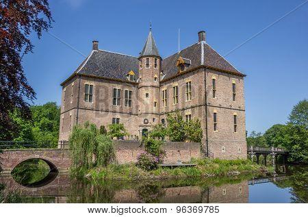 Castle Of Vorden In Gelderland