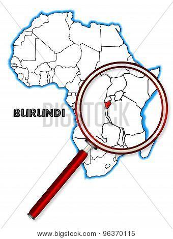 Burundi Under A Magnifying Glass
