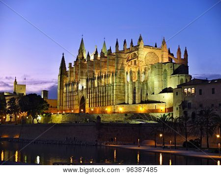 Cathedral Of La Seu Mallorca