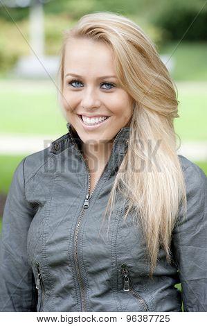 Beautiful Teen Model