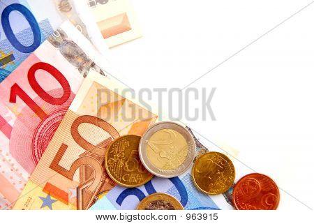 Dinheiro do euro