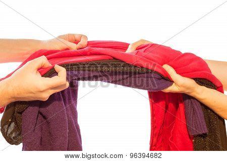 contending clothes