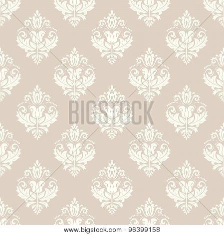 Seamless Orient  Background