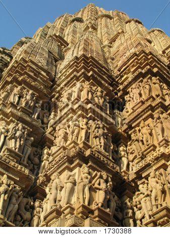Templo na Índia