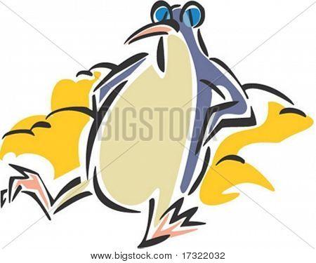 Bird Character