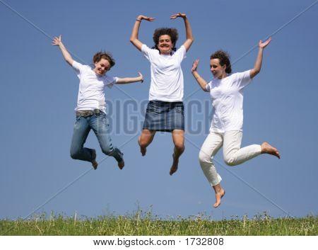 Grls Jump