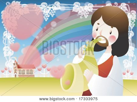 Happy Concert of Jesus Christ