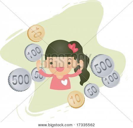 Saving Money with Children