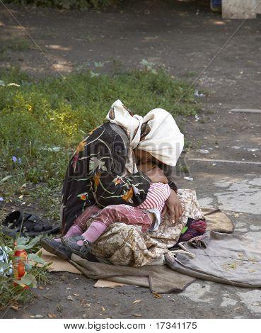 poor Gypsy