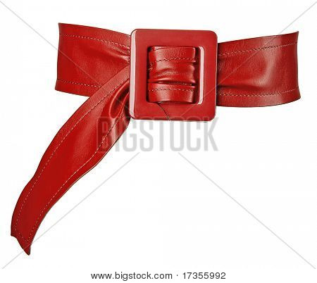 woman fashion belt