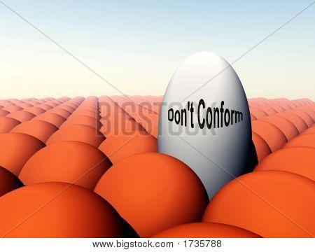 Dont Conform