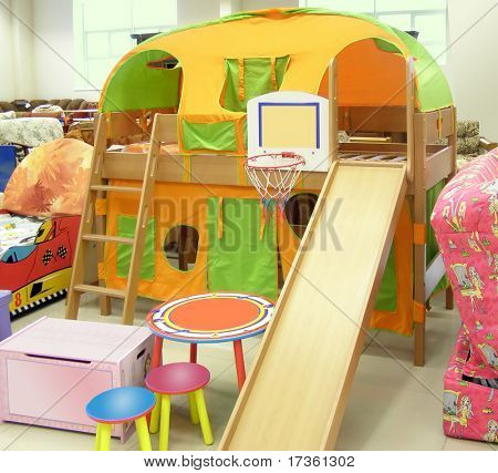 set of children's furniture