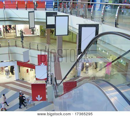 shop mall