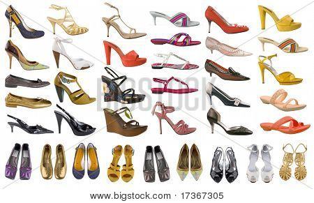 collection women shoes
