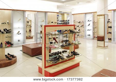 fashion shoes shop