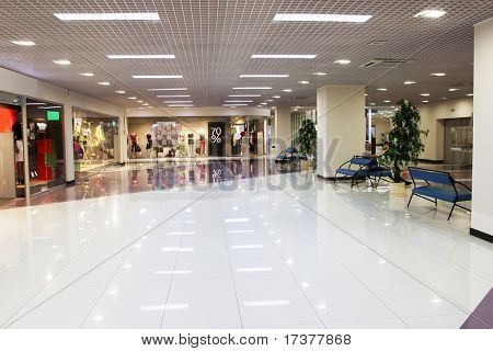 center mall hall