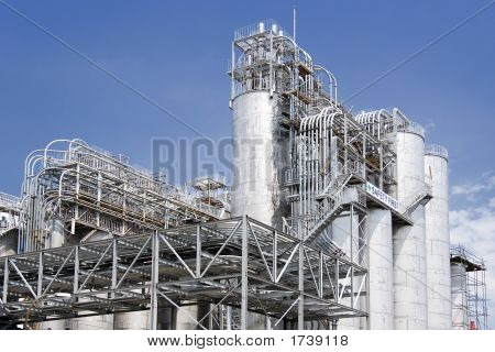 Heavy Industrial Equipment