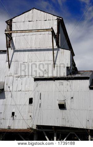 Disused Tin Dredge