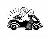 picture of car wash  - Man Polishing Car  - JPG
