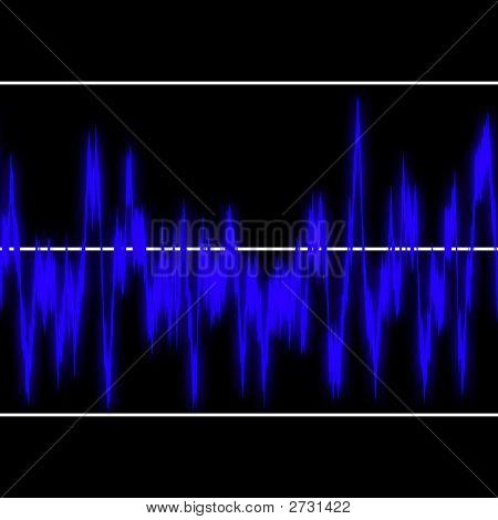 Blue Radiowaves