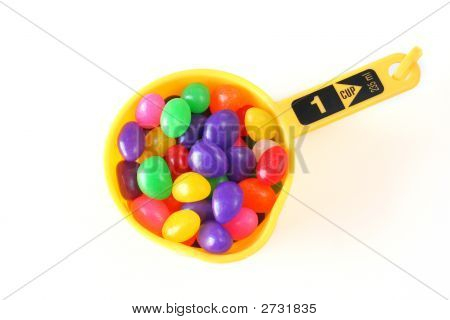 One Cup Of Jelly Beans