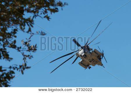 Marine Helicopter