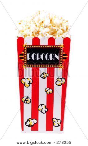 Popcorn - Clipping Path