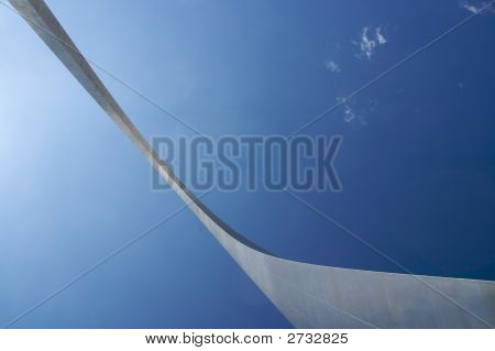 Abstract Arch From Below