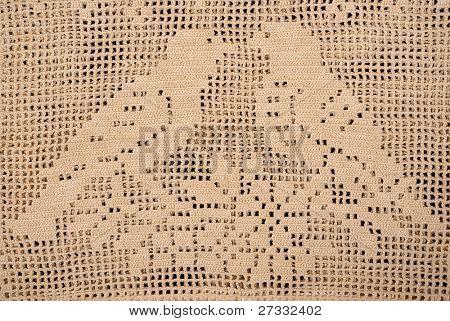 Hand crochet birds