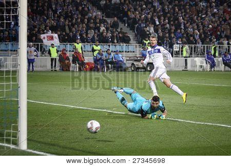 Dynamo Kyiv Vs Besiktas