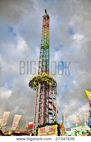Hyde Park Drop Tower