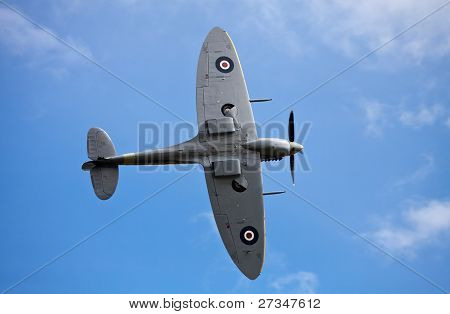 Spitfire display
