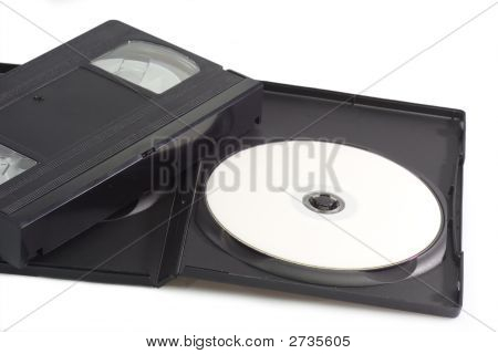 Videocassette And Digital Versatile Disc