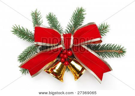 Christmas Ornament Isolated on White