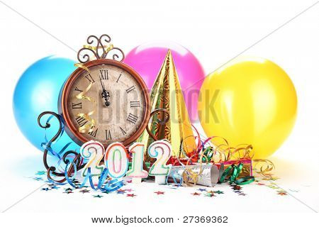 2012 New Year Decoration