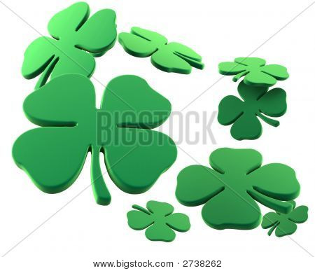 Flying Clovers
