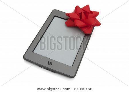 Touch E-reader