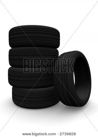 3D Tires