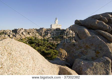 Lighthouse Of Capo Testa - Sardinia