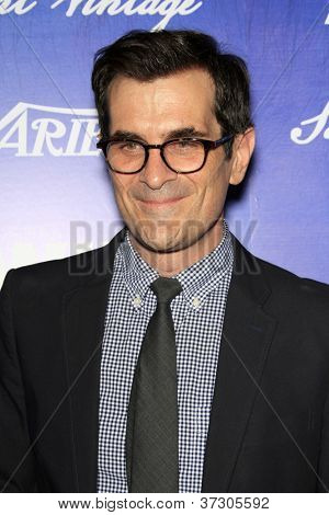 LOS ANGELES - SEP 21:  Ty Burrell arrives at the Variety and Women in Film Pre-Emmy Event at Scarpetta on September 21, 2012 in Beverly Hills, CA