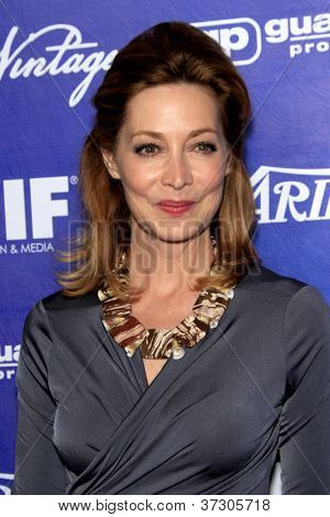 LOS ANGELES - SEP 21:  Sharon Lawrence arrives at the Variety and Women in Film Pre-Emmy Event at Scarpetta on September 21, 2012 in Beverly Hills, CA
