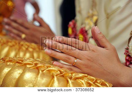 Thai Wedding Style Ceremony