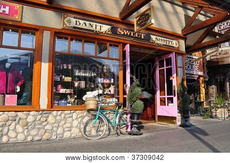 Banff Sweet Shoppe