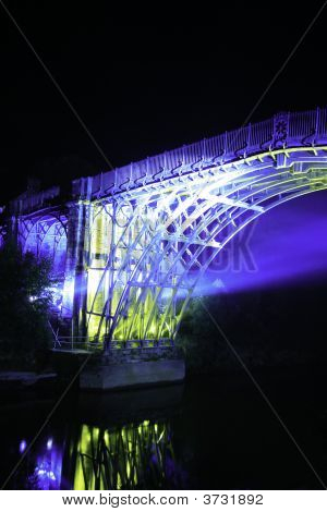 Ironbridge Night