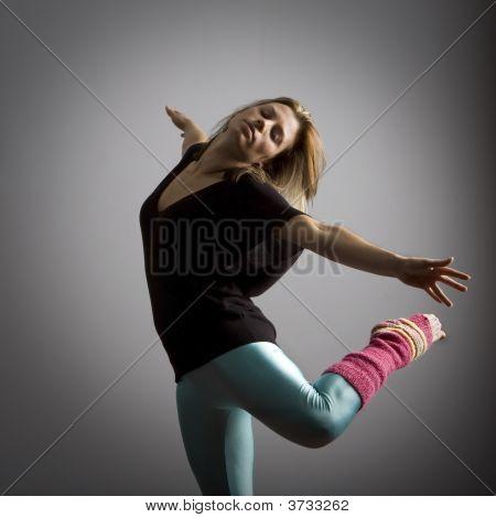 Serene Dancer