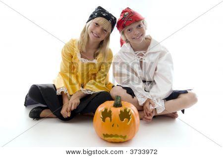 Pirate Twins!