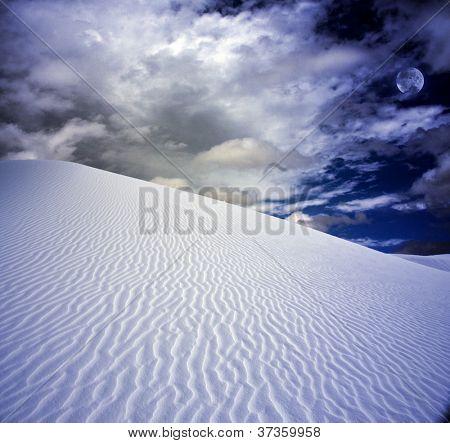 White Sands New Mexico USA