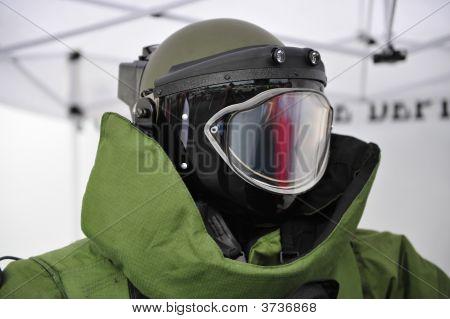 Bomb Squad Helmet