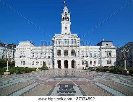 Arad Rathaus, Rumänien, Europa